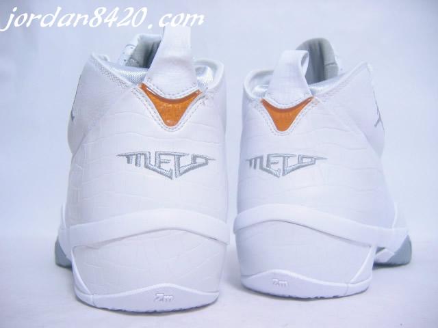 Air Jordan Melo 3 White Version 2007 well-wreapped - s132716079 ... 60ba2d7f6
