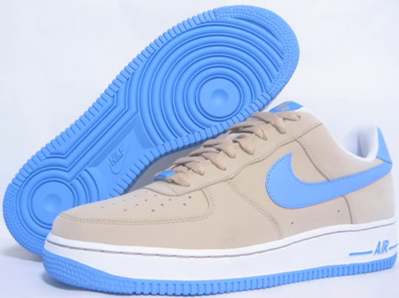 New Nike Air Force One 25th Anniversary