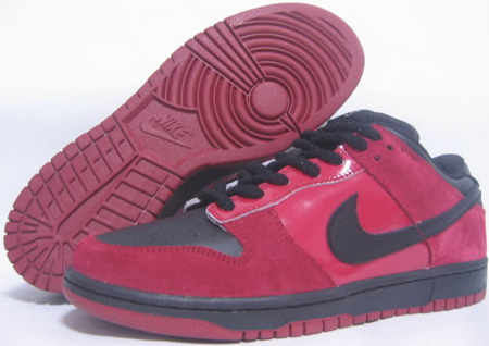 Nike Dunk SB Low Note