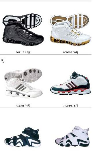 Adidas Originals Spring-Summer 2007 Look Book