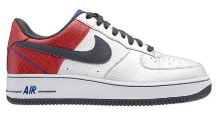 Nike Air Force One Original Six | SneakerFiles