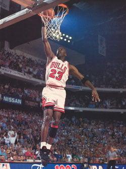 Michael Jordan 1992-1993 Season