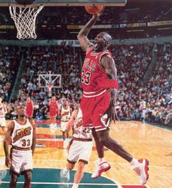 Michael Jordan 1997-1998 Season