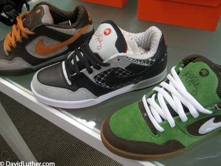 Nike SB P-Rod 2 New Color Ways