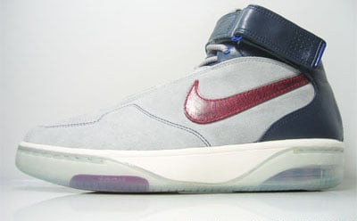 Nike Air Force One 25 Grey/Blue/Red