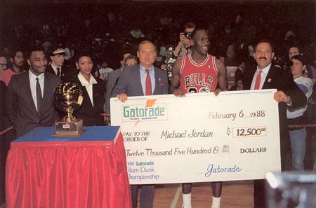 Michael Jordan 1987-1988 Season