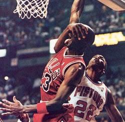 Michael Jordan 1989-1990 Season