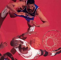 Michael Jordan 1989-1990 All Star Game