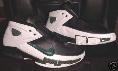 Rashad Mccants Nike PE
