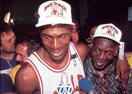 Michael Jordan 1990-1991 Season