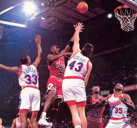 Michael Jordan 1991-1992 Season