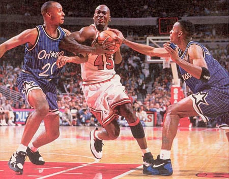 Michael Jordan 1994-1995 Season The Return