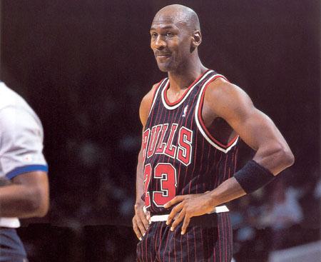 Michael Jordan 1995-1996 Season