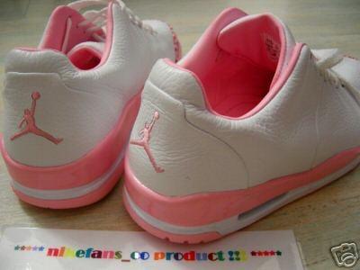 Air Jordan 23 Classic White Pink Sample Sneakerfiles