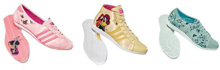 Adidas x Fafi 2007 Releases