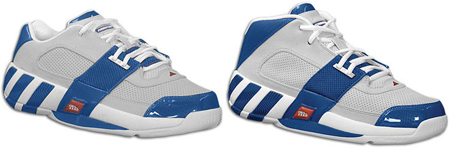 Adidas Gil Zero Mid and Low