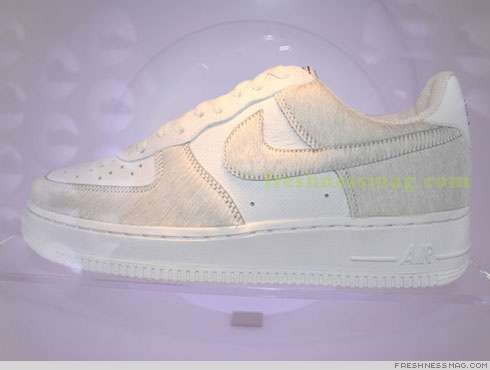 Nike Air Force 1 Event a Look at the Sneakers