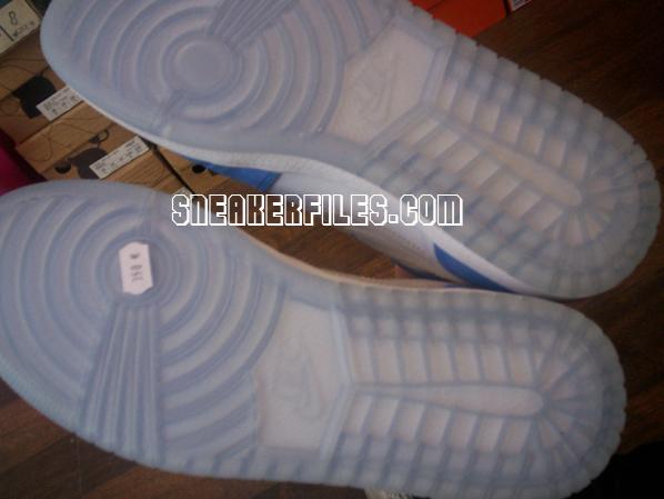 Air Jordan 1 Unreleased Sample  82a3df167