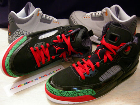 Air Jordan Spiz 'ike 2nd Round Preview
