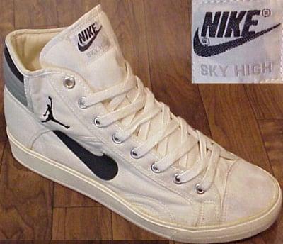 Nike Sky High Air Jordans