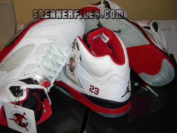 Air Jordan Retro Fire Red 5 Release Outcome