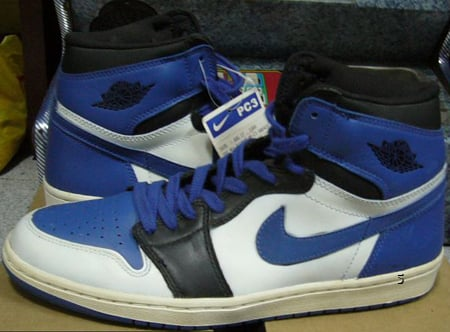Air Jordan I Retro Sample