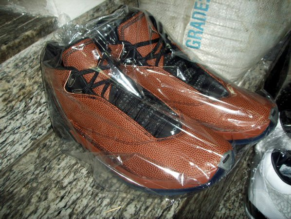 Air Jordan XX2 Basketball Leather Sample