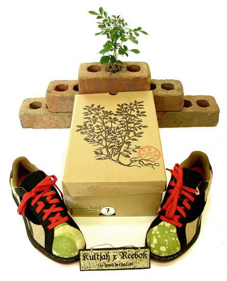 Reebok x Kultjah The Hood Herbalist