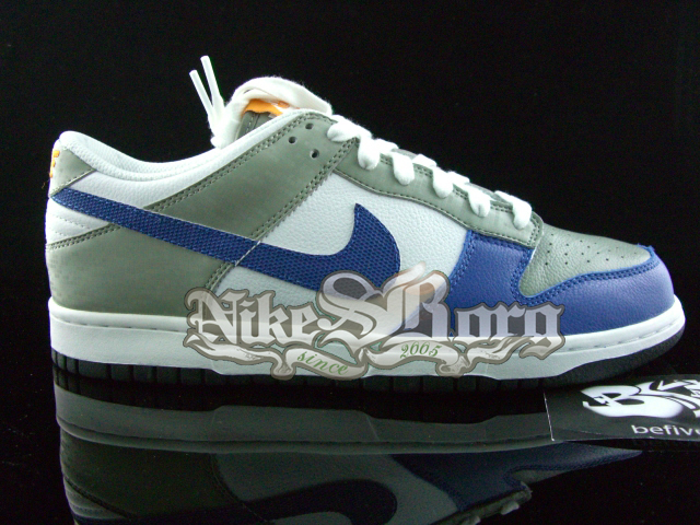 New Nike Dunk Low Sample