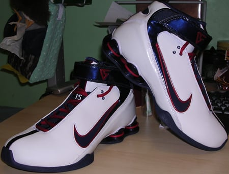 New Nike Shox Testify Vince Carter