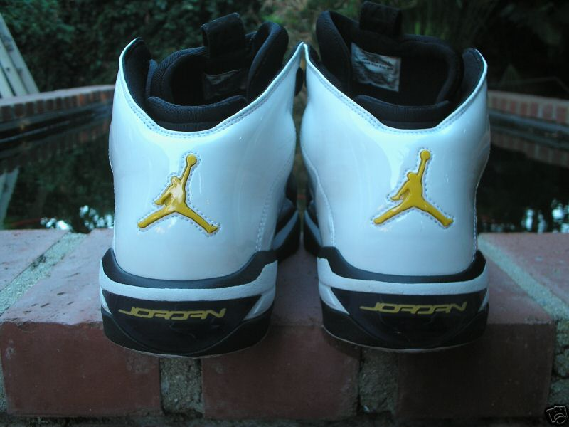 Air Jordan High Rise Sample