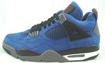 Air Jordan Retro IV Eminem