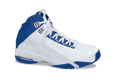 Air Jordan High Rise Blue/White/Silver