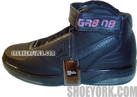 Nike Air Force 1 25 Nate Robinson PE