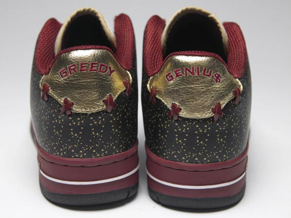 Greedy Genius X Barney New York