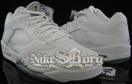 Air Jordan Retro V Wmns Low 2007