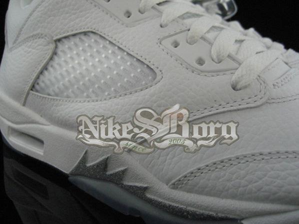 Air Jordan Retro V Wmns Low 2007