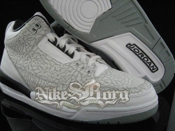 Air Jordan Retro III Flip