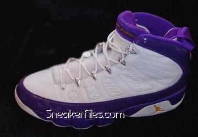 Kobe Bryant Jordan PE IX 9