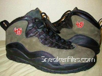 Michael Jordan PE OG X 10
