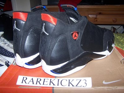 Mitch Richmond Jordan PE XIV 14