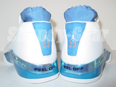 Michael Jordan PE XVII 17