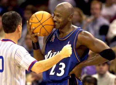 Michael Jordan 2001-2002 Season The Second Return