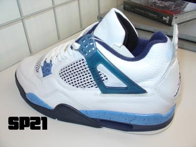 Air Jordan Retro IV Samples
