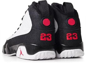 super popular bc165 f2c5e Air Jordan 9 IX History | SneakerFiles