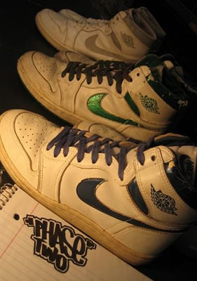 air jordan 1 shoes history