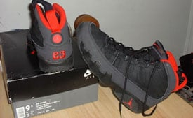 buy cheap fbc0b ff368 Air Jordan IX History