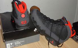 Air Jordan IX History