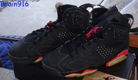the best attitude b0d93 47eed Air Jordan 6 VI History   SneakerFiles
