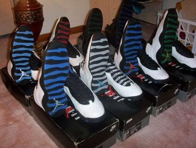 Air Jordan X Original